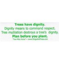 TreesHaveDignity